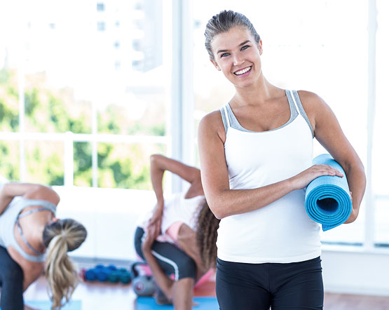 """Are you ready to kick-start our training? Join us for the """"Tone in Twenty"""" April Challenge."""